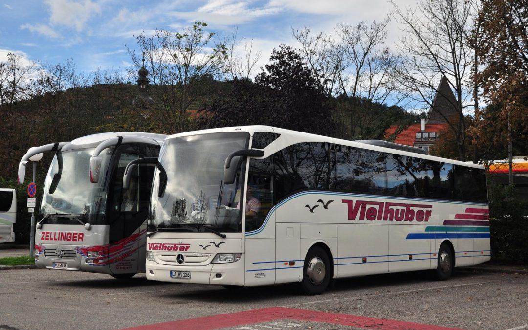 Veränderungen beim Bus